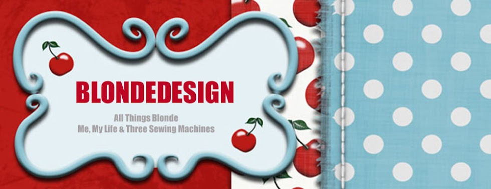BLONDE DESIGN