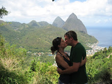St Lucia Honeymoon 2007