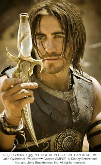 #33 Prince of Persia Wallpaper