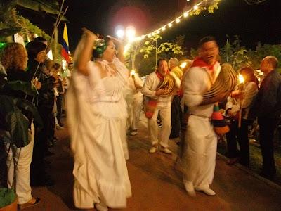 Feria multicultural Alhaurin de la Torre