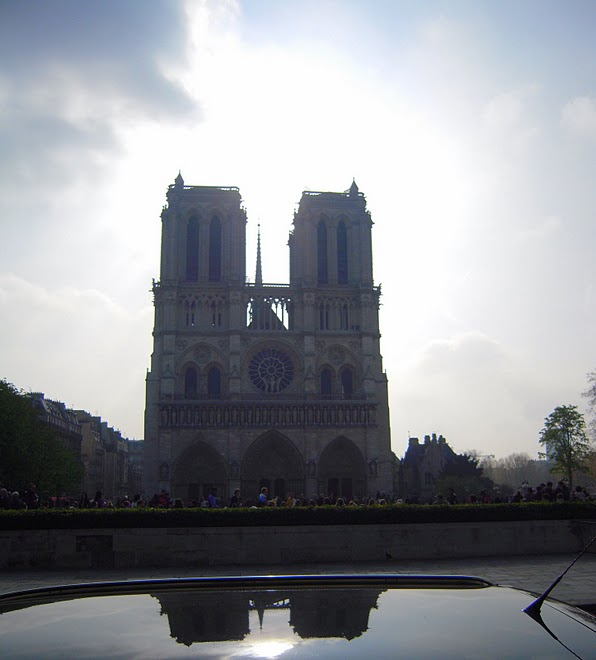 FRANCE - PARIS:  The Cathedral of Notre Dame. / @JDumas