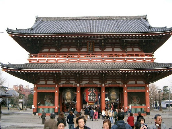 JAPAN - Temple / @JDumas