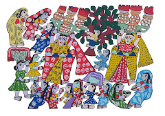 Mithia Art(Jhijhiya Dance)