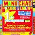 Manu Chao agrega una nueva fecha en Buenos Aires