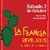 La Franela + Revelados tocan en Groove