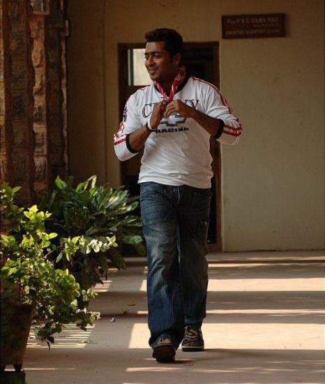 Tamil nadu superstar surya hot pic
