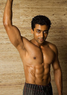 Surya exclusive   sixpack image gallery