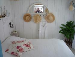 Sovrummet i torpet