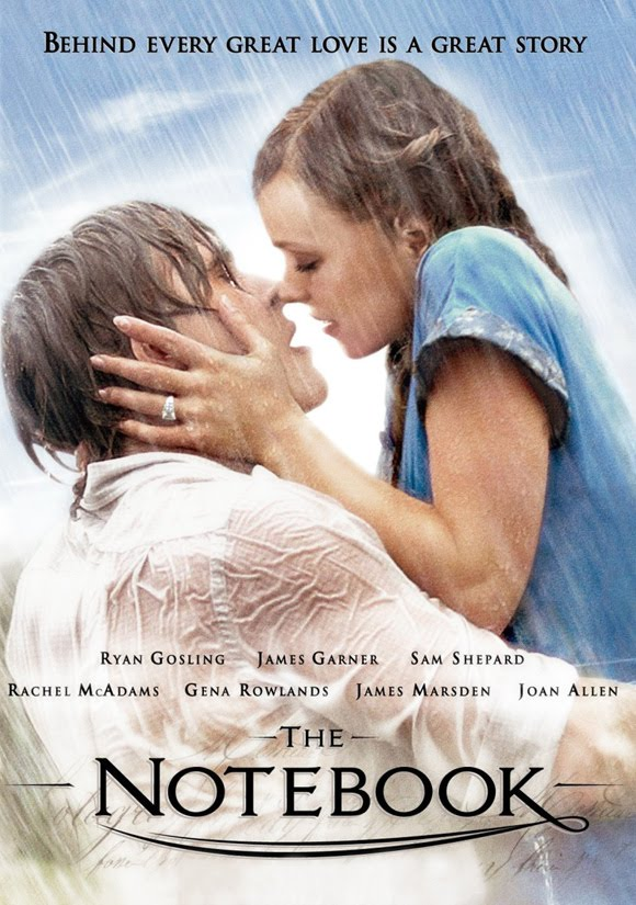 movie review the notebook bookingly yours