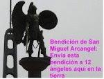 Bendición de S. Miguel Arcangel