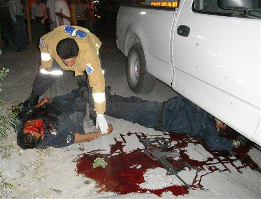 Borderland Beat: Days of Rage in Sinaloa