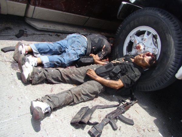In Mexico's Nuevo Laredo, Drug Cartels Dictate Media Coverage