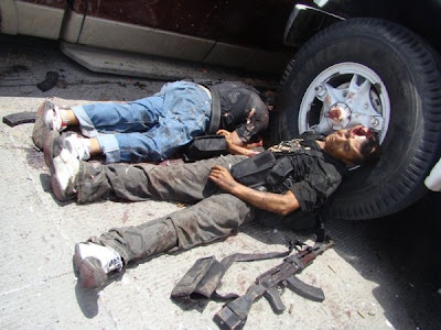 Mexico War Mexican Drug Cartels