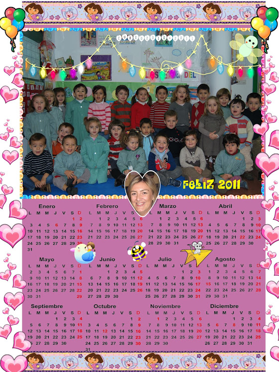 FELIZ 2001