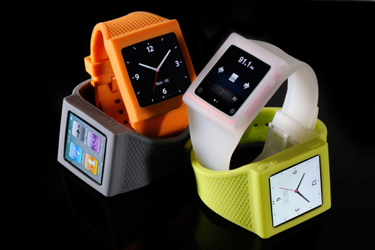 Brand company, Hex releases a new accessory for the 6th generation iPod nano