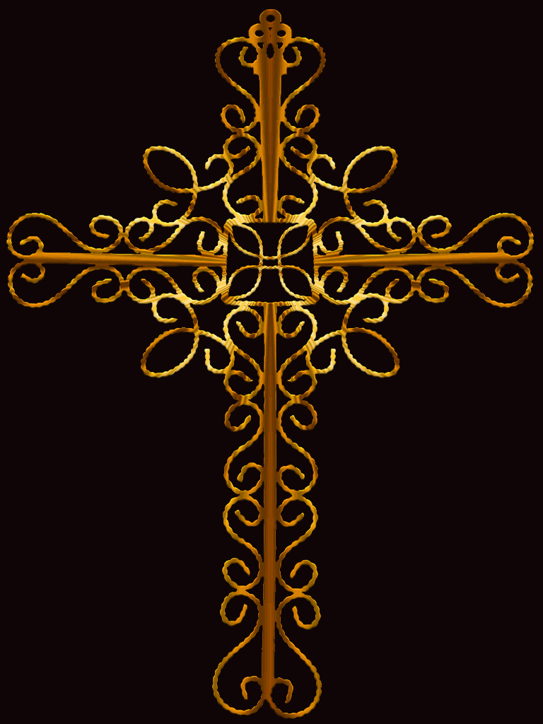 Decorative Design Png Png Decorative Cross Set