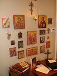 Our Family Icon Corner