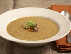 Roasted Chestnut Soup Recipe