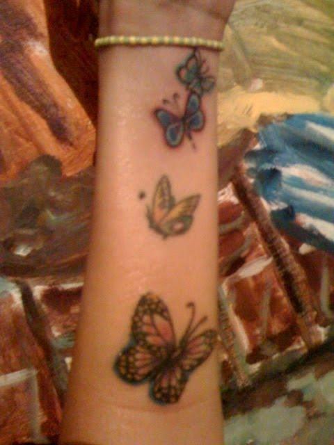 foto tatuaje cuerpo dama. Sí, ya son nueve los tatuajes que adornan mi cuerpo, me falta poco para