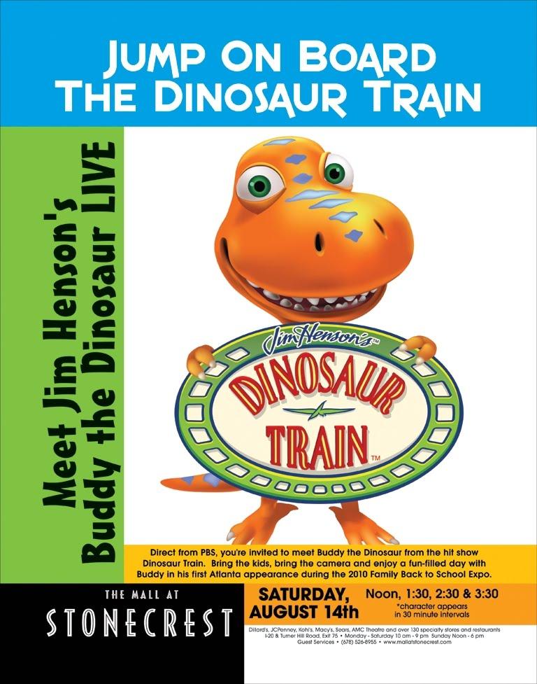 Dinosaur Train Underground Adventures Poster