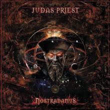 JUDAS PRIEST- NOSTRADAMUS