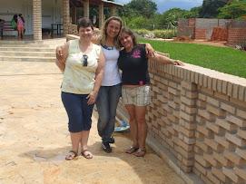 Heloisa ( Rossi), Patricia ( Jotinha) e Marilda
