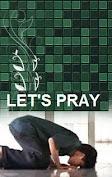 """""""let's pray"""""""