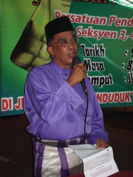 Persatuan Penduduk Taman Puncak Saujana Seksyen 3, Kajang: Gambar ...