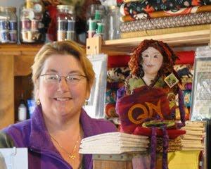 Quincie's Big Adventure: Just Back from Seattle : taylor creek quilt studio - Adamdwight.com