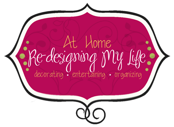 At home...Re-designing My Life