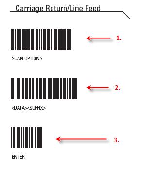 Symbol Scanner Programming Sheet Mosaic Vivarium