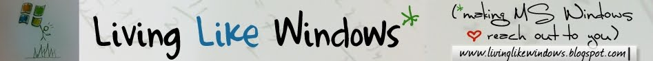 Living Like Windows