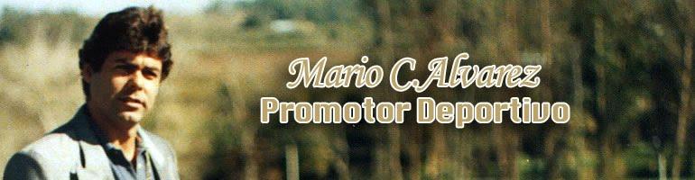 Mario C.Alvarez - Promotor Deportivo
