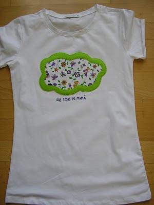 Ya estoy despierta. Más camisetas.