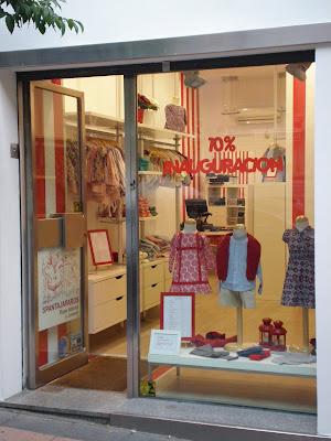 Madrid, otra tienda SPANTAJÁPAROS.