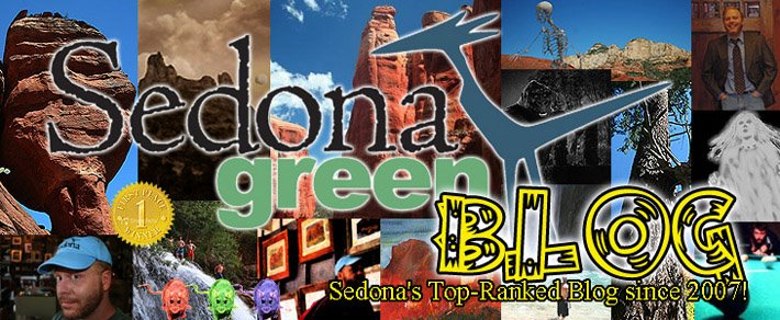 Sedona Green Blog