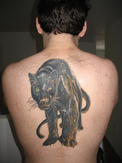 Panther Tattoo Designs