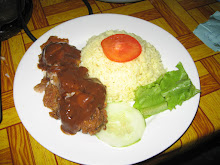 NASI AYAM BLACK PEPPER