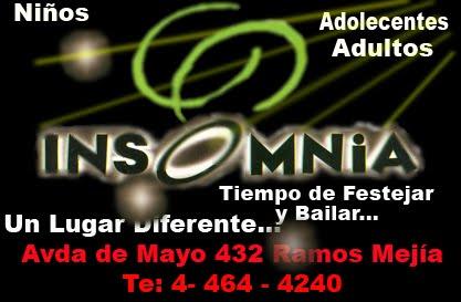 Salón de Fiestas Insomnia  eventos