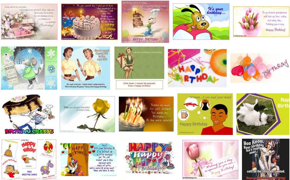 birthday wishes ecard. Funny Birthday eCards - Send a