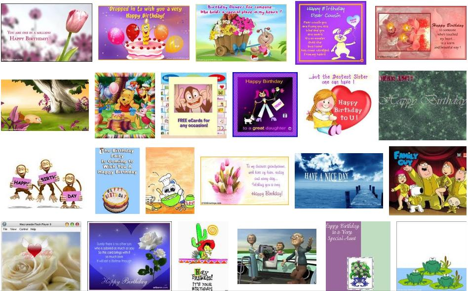 free animated birthday ecards free animated birthday ecards may be ...