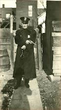Detroit Cop 1920's