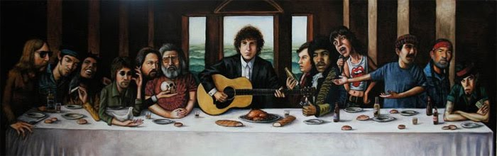 The Rockers Last Supper