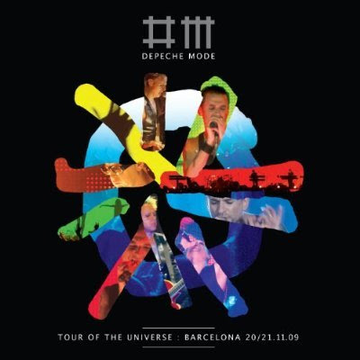 Download Depeche Mode Tour of the Universe   BDRip Baixar