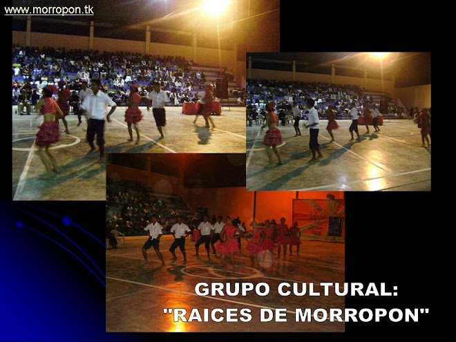 """RAICES DE MORROPON"""