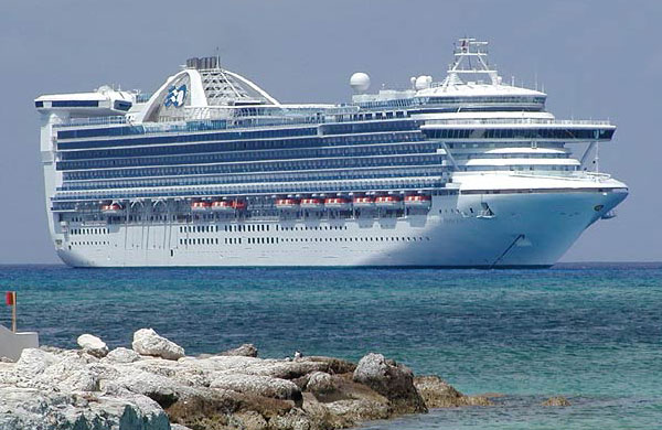 CRUISE SHIPS Princess Cruise Ships