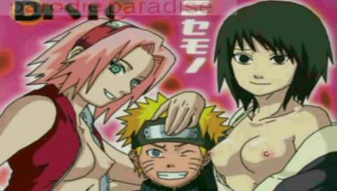 Labels: Naruto X Shizune X Sakura X Tsunade