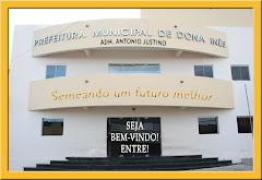 ACESSE O SITE DA PREFEITURA MUNICIPAL DE DONA INÊS-PB