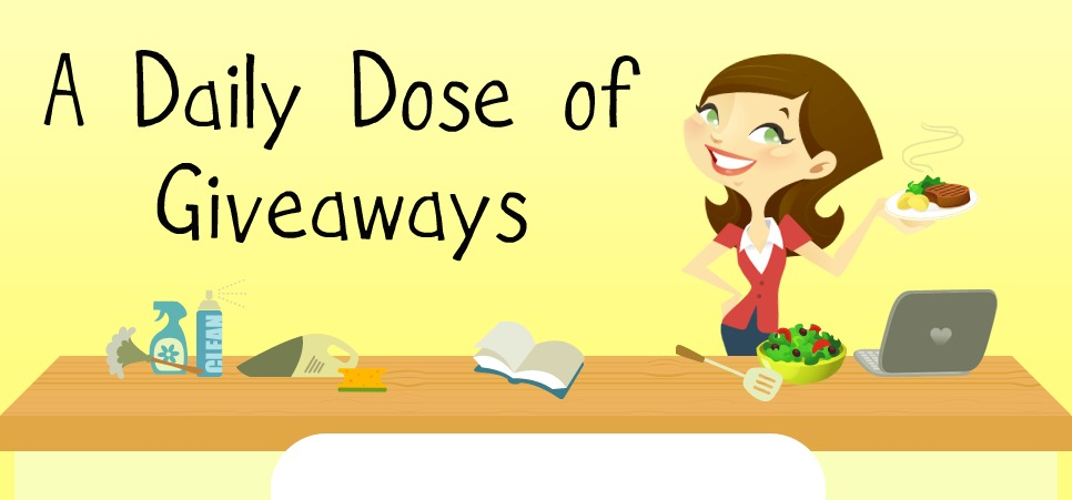 A Daily Dose of Giveaways