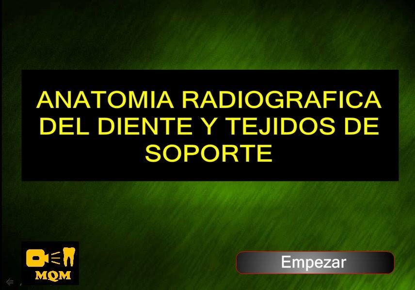 Radiología Oral y Maxilofacial: Tutorial Interactivo de Anatomía ...